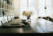 { future home | dining & lounge }