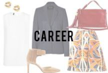 Career / by Alicia Tenise