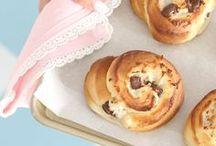Baking Day ✻ Sweet Rolls / Cinnamon Rolls & Sticky Buns