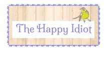 The Happy Idiot / www.thehappyidiotblog.com