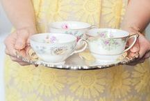 Tea at ✻ Buttercup Cottage / Welcome to Buttercup Cottage! Hope you find something here to brighten your day!