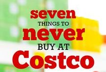 Costco Tips and Money Saving Tricks / Tips for shopping at Costco, saving on memberships, and getting the best deals!