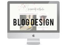 Blog Design Inspiration / by Alicia Tenise