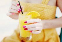 ❉ Lemonade Lane ❉ / Tea, Lemonade & Bright Yellow Fashion on Lemonade Lane