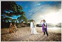 Maui beaches & venues perfect for the I DO's / by Caprice Nicole Photography