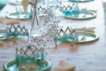Party: Frozen Theme / A party theme featuring Disney's Frozen! / by Jen & Sia | Thrifty NW Mom