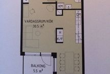 Bra idéer till Malins nya lägenhet