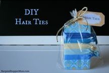 Christmas Gift Ideas / Homemade Christmas gift ideas.