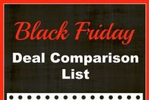 Black Friday / by Jen & Sia | Thrifty NW Mom