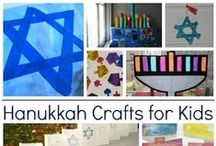Hannukah Favorites / Celebrating Hannukah? Find some of the best Hannukah activities, Hannukah crafts, and more by following this board!