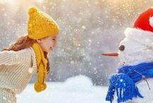 Winter Crafts for Kids / Easy winter crafts for kids
