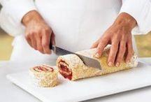 Baking Day ✻ Cake Rolls