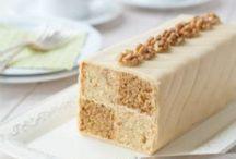 Baking ✻ Battenberg Cake