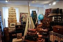 Antique & Vintage Interior Boutiques / Antique and Vintage Furniture Design for your Home Interior