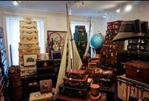 Antique & Vintage Interior Boutiques / Antique and Vintage Furniture Design for your Home Interior