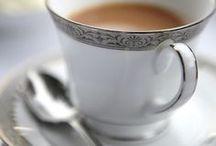 Tea & Fashion ✻ Gray / A Classy & Elegant Afternoon Tea in Shades of GRAY.