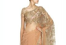 Sabyasachi / Intricately embroidered garments with the best quality workmanship and skills.