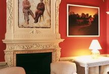 Art by Artist Huw Griffith / From reworking 19th century mirrors to the re-design of furniture Griffith's work is an instinctive push towards a decorative result that is both beautiful, unusual and most importantly, resourceful. For examples of his work please visit InteriorBoutiques.com