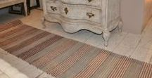 Designs for your Floors / Eye Catching Antique and Vintage Rugs for your Home
