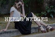 HEELS / WEDGES