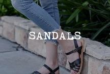 SANDALS / New Sandals that are perfect for summer style