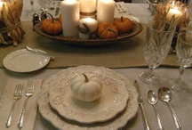 Table Settings / by Anna Zunick