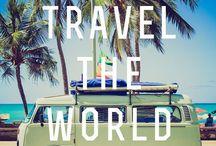 World Traveler / by Natalie Stoll
