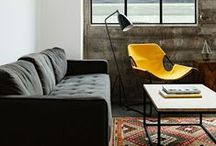 interiors / by Maite Carrillo
