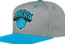 Knicks' Headwear / by New York Knicks