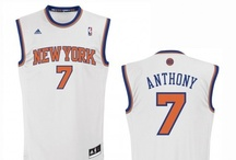 Jerseys / by New York Knicks