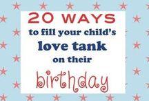 Birthdays are the Best!
