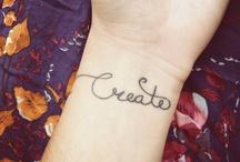 Tattoos / by Jessica Saran