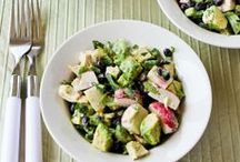 Healthy & Low Cal Dishes / by Dawn Heisler