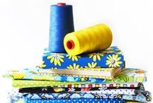 Clubhouse by Swirly Girls / by Michael Miller Fabrics