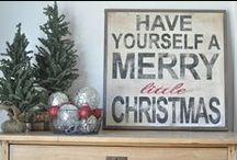 Christmas!❄⛄ / by Danielle Crev