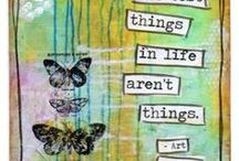 Cards & Mail Art / by Eileen - The Artful Crafter