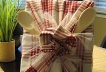 Gift ideas / by Dawn Heisler