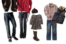 What to WEAR (family portraits) / Picking the right clothing for your portrait session is so important!!  / by Lisa Carter