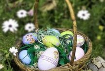 Easter & Spring Crafts / Ideas & tutorials: bunnies, blossoms, eggs, and more. / by Eileen - The Artful Crafter