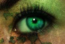 green / by Sabrina K.