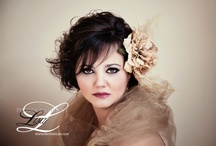 Allure / every woman deserves to feel beautiful!! Modern Glamour style photography. Professional Hair styling and makeup included! / by Lisa Carter