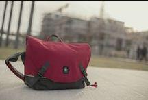Crumpler Messenger Bags / A selection of messenger bags from Crumpler.