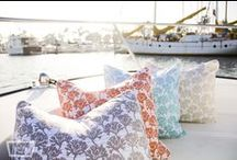 By The Sea / by Michael Miller Fabrics