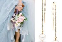 Bridal / Bespoke jewellery for brides and bridesmaids.Wedding inspiration and ideas.