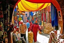 Touring Morocco
