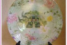 Decoupage / by Eileen - The Artful Crafter