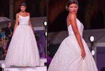 The TARA Ballgown Weddingdress / by The Cotton Bride