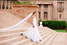 Our Daphne Wedding Dress / #India #photoshoot Produced by Lisa Light / Destination Bride and photographed by Kathleen Harrison.  Thanks to tour operators Cox and Kings for hosting the crew in India and to hospitality partners Chamba Camp Thiksey in Ladakh + Taj Hotels for Umaid Bhavan, Jodhpur.  Daphne: 100% #Cotton w/ Hand-Draped #SweetheartNeck Cotton Bride Flagship Collection.  Made to Measure in the USA / Price:  $2100 #madeinusa #madeinny #weddingwednesday #couture #bespoke #handsewn #handmake #makers #cottondesigner