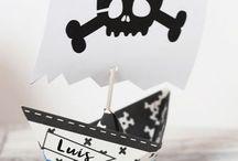 Kindergeburtstag Piraten / Rezepte Deko und Ideen zum Selbermachen für eine wilde Piratenparty