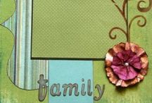 Scrapbooking - Layouts, Projects, & Ideas / Scrapbooking and paper crafting projects  / by Rachel Mayer